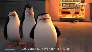 Penguins of Madagascar Movie CLIP - Cheezy Dibbles (2014) - Benedict Cumberbatch Movie HD