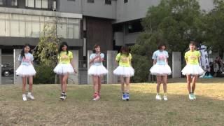 2015年10月11日 ①Ama Cool Day ②夢を奏えて 辻絵里華、史織、内川樺月、...