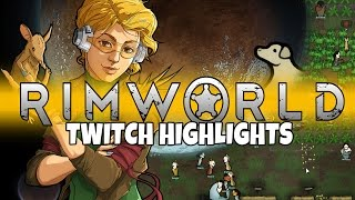 rimworld the dysfunctional family twitch highlights