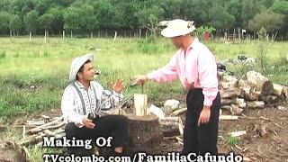 FILME GOSPEL FAMÍLIA CAFUNDÓ - COMÉDIA CAIPIRA ZEKINHA