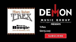 T.Rex - Girl - Live thumbnail