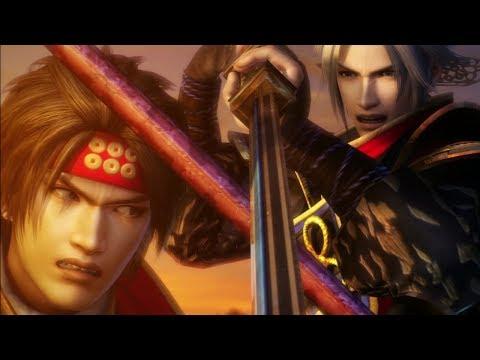 Samurai Warriors 4 All Story Mode CG Movie and Event Cutscenes