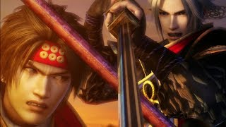 Samurai Warriors 4 All Story Mode CG Movie and Event Cutscenes