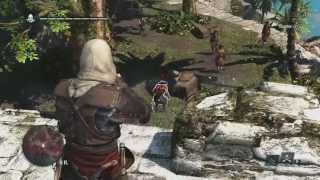 assassin s creed 4 black flag 13 minutes of caribbean open world gameplay   wikigameguides