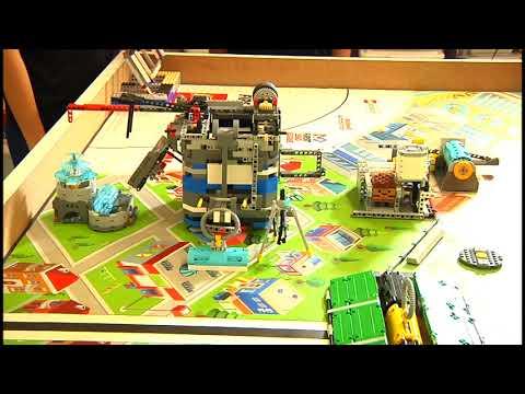 Quadro Educação : Torneio de Robótica 14/03/2018