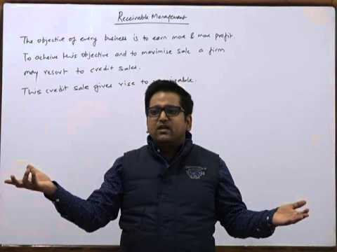 Receivable Management by CA Raj K Agrawal | Financial Management