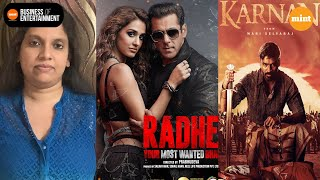'Radhe' up for big losses, 'Karnan' comes to Amazon Prime Video