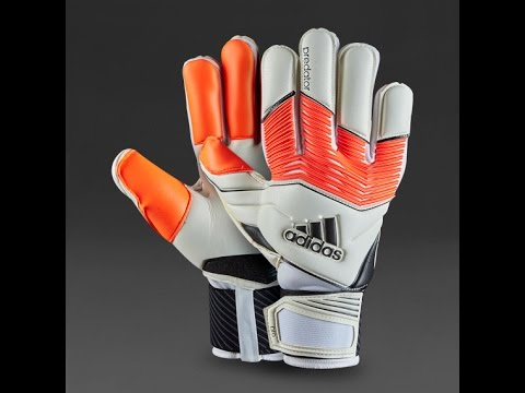 goalkeeper glove review adidas predator zones pro b. Black Bedroom Furniture Sets. Home Design Ideas