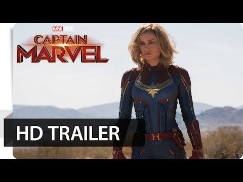 CAPTAIN MARVEL – Teaser Trailer (deutsch/german) | Marvel HD