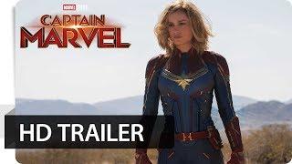 Captain Marvel – NEUER TRAILER - Official DE Marvel | HD