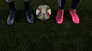 Nike Superfly FG 4 Skill Battle | Mercurial Hyper Pink Vs Mercurial Electro Flare | FlexShots |