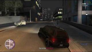 Grand Theft Auto: Episodes from Liberty City PC gameplay