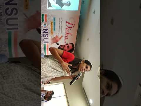 Ruchi Gupta Ma'am Doing Interaction With NSUI Office Bearers Part.2