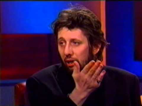 Shane MacGowan on The Late Late Show with Pat Kenny...