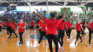 Dreyfoos Junior Pep Rally Dance 2016