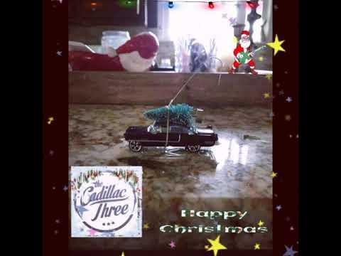Download The Cadillac Three - Happy Christmas   - Mp4 baru