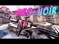CS:GO - M4A4 | Neo-Noir Gameplay