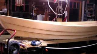 "Wooden Boat Building ""lilly-w"""