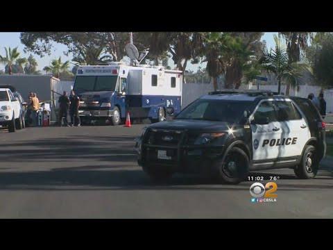 Man, Woman Killed In Suspected Murder-Suicide In Huntington Beach