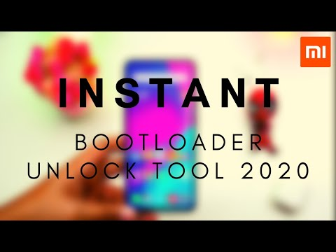 UnlockBootloader #MIUI11Bootloader #BootloaderUnlock2020 [MIUI 11] Unlock Bootloader Of Any Xiaomi H.
