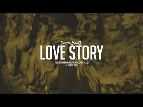 Love Story | Instrumental Piano | Emotional R&B Beat | Prod. Tower Beatz