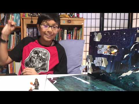 Lego Star Wars Advent Calendar Review (Day Seven)