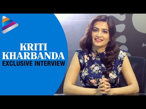 Kriti Kharbanda Exclusive Interview | Bruce Lee The Fighter Movie | Ram Charan | Telugu Filmnagar