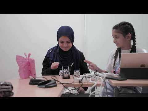المرحلة الثانية من برنامج المبرمج الإماراتي - برنامج الذكاء الاصطناعي في أبوظبي 2019