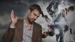 Insurgent - Theo James interview | Empire Magazine
