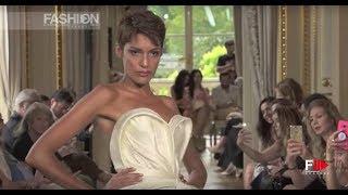 SAHER OKAL Oriental Fashion Show | July 2018 Paris - Fashion Channel