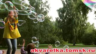 Реквизит для шоу мыльных пузырей - ракетки для мыльного шоу