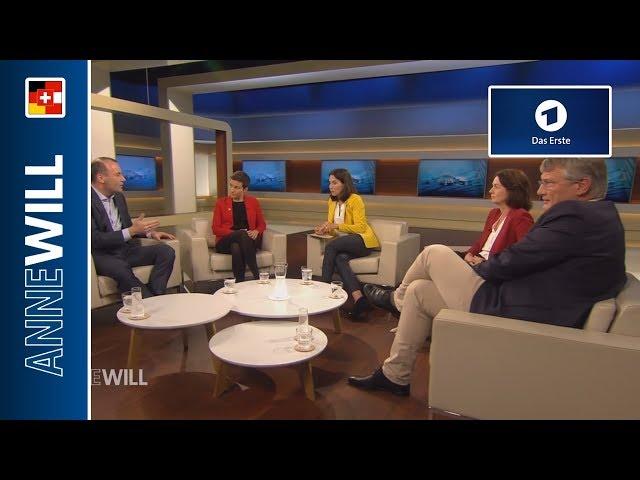 Anne Will - 19.05.2019 - Neuwahlen in Österreich - Dämpfer für die europäische Rechte? (ARD)