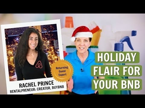 Towel Monkey and other BNB Flair this Holiday with Rachel Prince