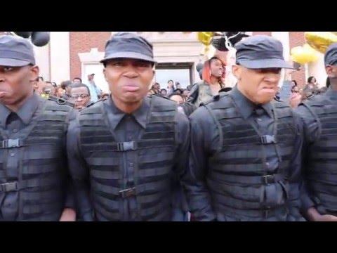 Spring 2016 Alpha Phi Alpha Probate | Howard University