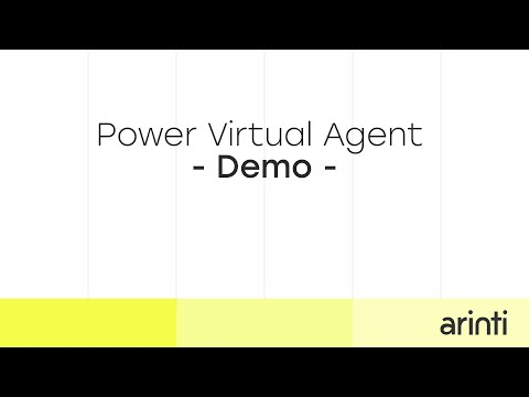 Introduction to Power Virtual Agent