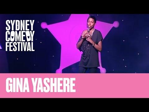 Gina Yashere Sydney Comedy Festival Gala 2010 PART 1