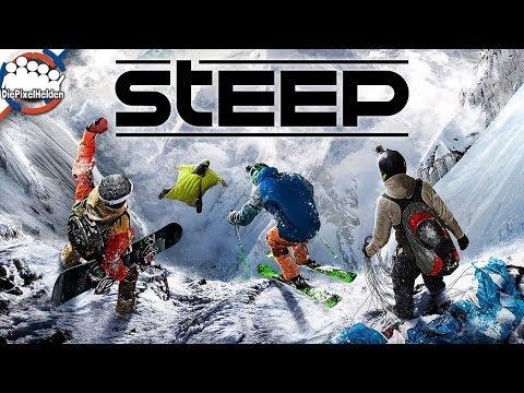 STEEP #1 - Zwei Helden wagen sich aufs Eis  - Let's Play Steep