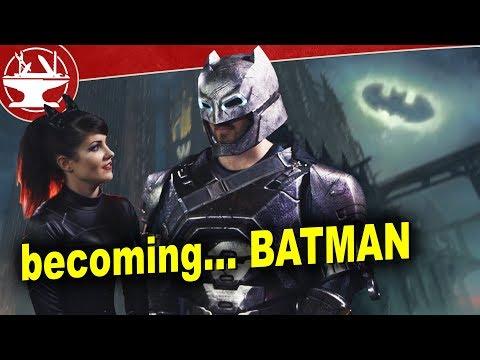 Becoming BATMAN w/ Hacker Labs