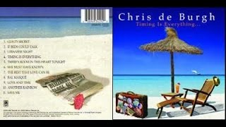 Chris de Burgh - Timing Is Everything (audio)