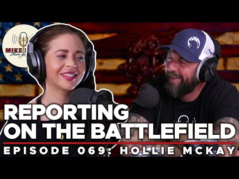 Only Cry for the Living with Hollie McKay | Mike Drop: Episode 69