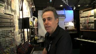 Dr Doepfer Introduces New Synth Modules - MESSE 2013