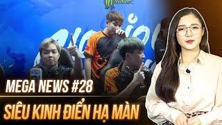 MEGA NEWS #28 | Team Flash đè nát Quỷ Vương - TXO thất bại thảm hại tại GCS!!!