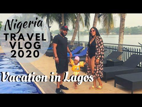 Lagos Nigeria VLOG 2020 | Family Vacation in Nigeria | Part1