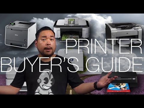 Printer Buyer's Guide 2014