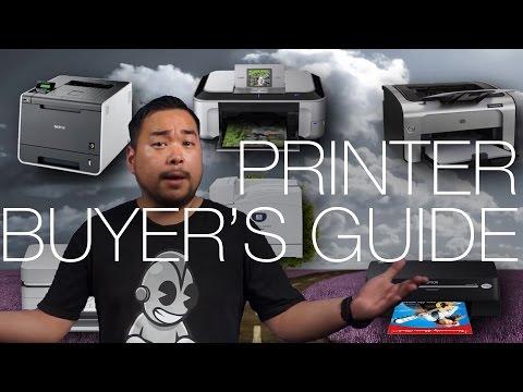 Printer Buyer's Guide 2014