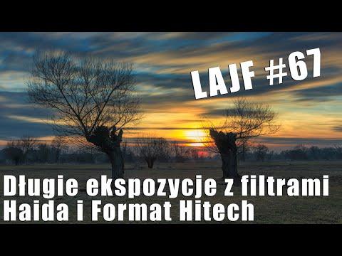 LAJF #67: Długie ekspozycje z filtrami Haida i Format Hitech. Plener na łąkach nad Bzurą.