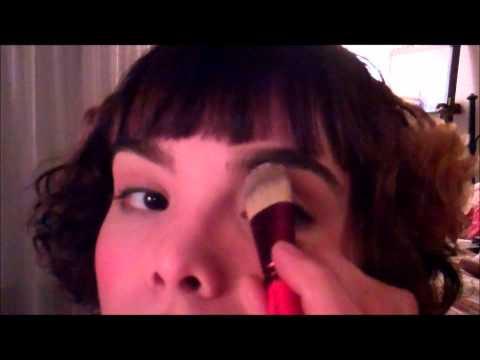 Simple Face Makeup (part 1)
