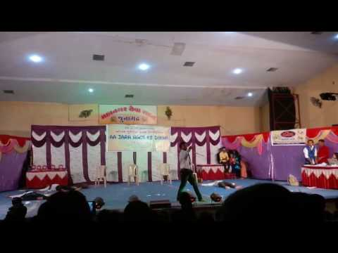 education theme dance by kalazone dance academy