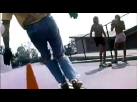 Skateboard Skills, Tricks - Slapstick, Safety and Street Skating - Fall Techniques 1970s