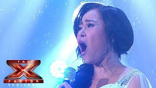 ใหม่ พิมพ์ลักษณ์ | Let It Go | The X Factor Thailand